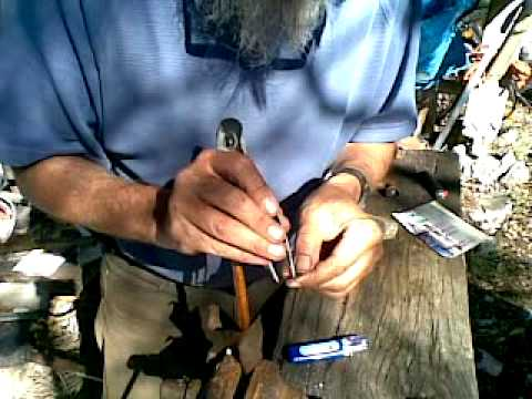 Pipe-Stem Re-Bore (Cleaning Drill Flutes)...