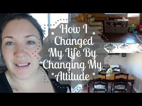 PROOF that I've Changed My Life!   How changing the way I speak to myself has changed my life.