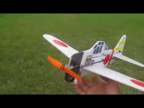 DIY RC Airplane