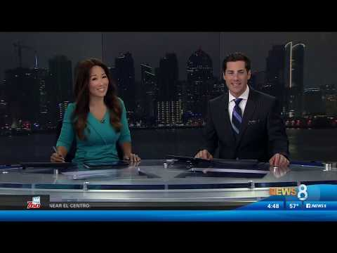 San Diego CBS 8 Covers PCHrewards' Ford Edge Winner