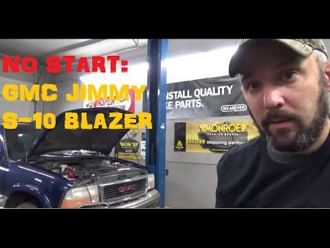 No Start / No Spark / Cranks OK - GMC Jimmy / S10 Blazer