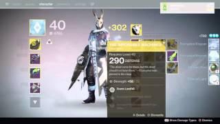 Destiny 3 300+ gives 290 drop