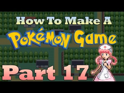 How To Make a Pokemon Game in RPG Maker - Part 17: Healing Spots