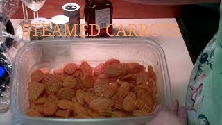 Recipe Steamed Carrots With Honey Dill