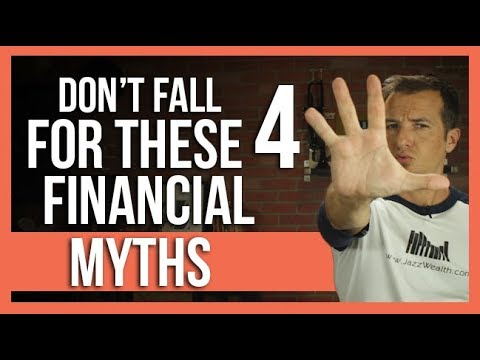 4 Financial myths to avoid.
