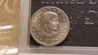 SUSAN B. ANTHONY DOLLAR COIN, ES COLECCIONABLE?
