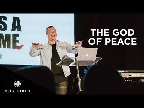 The God of Peace | Pastor Jabin Chavez