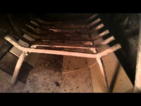Inside the Vogelzang Barrel Stove