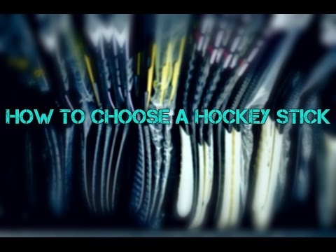 How to Choose a Hockey Stick *COMPLETE GUIDE*