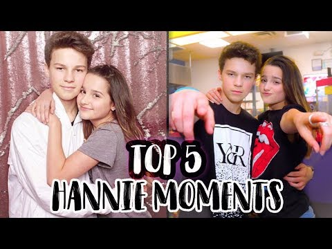 Top 5 HANNIE Moments Of 2018 So Far!