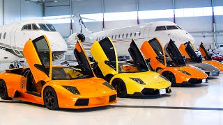 10 Most Ridiculous Things Bought By Billionaires