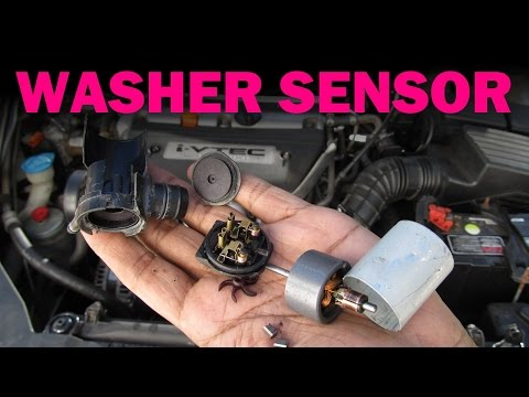 Windshield Washer Sensor Replacement
