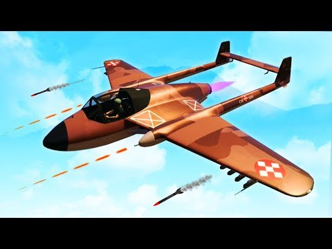 COOLEST LOOKING JET IN GTA 5! - Grand Theft Auto 5 (New GTA 5 DLC)