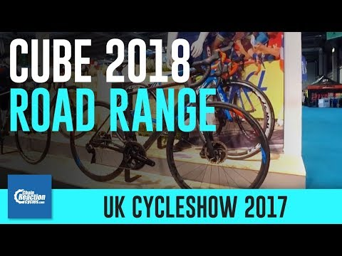 Cube road bike highlights 2018