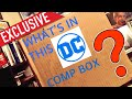 What's Inside This Dc Comics Comp Box??