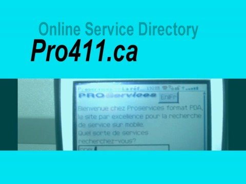 Pro 411 Directory