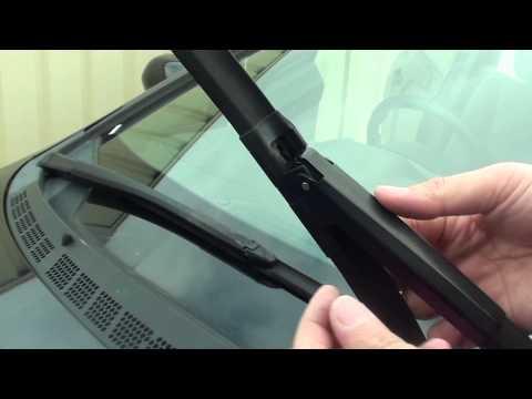 How to Change Windscreen Wiper for Honda Civic