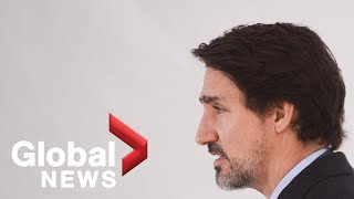 Coronavirus outbreak: Trudeau, ministers repeat their warning to Canadians to stay at home | FULL