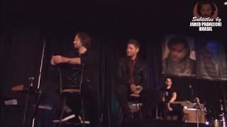 Jared e Jensen falam sobre a união da SPNFamily quando a série acabar (SPNSEA 2018)