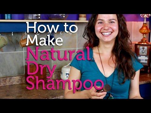 How to Make Natural Dry Shampoo | DIY