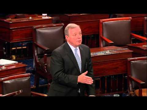 Senate Republicans Filibustered Unemployment Benefits