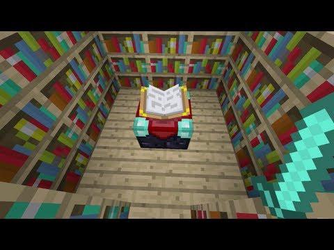 Minecraft Xbox 360 | Enchantment Table | Basic Tutorial