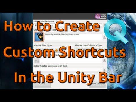 How to Create Custom Shortcuts in Ubuntu