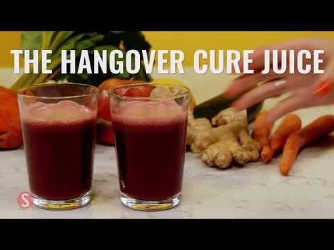DIY Hangover Cure Shots | SHAPE