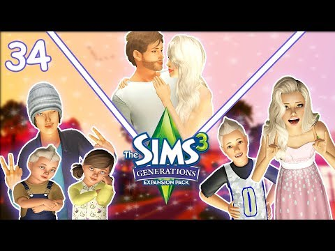 Let's Play: The Sims 3 Generations (part 34) - Prom