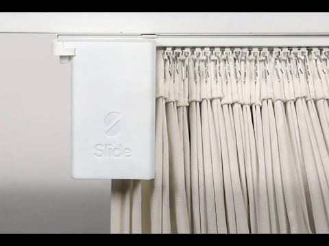 Slide | Make Your Existing Curtains Smart!