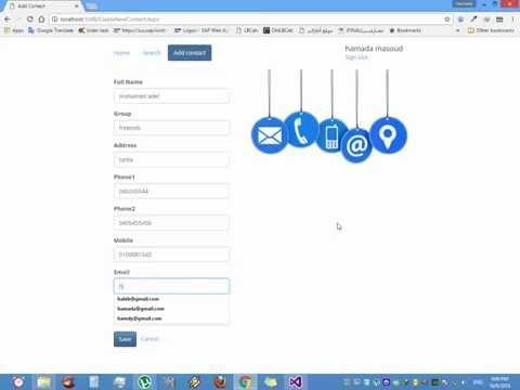 02. Build simple ASP.NET Web forms application