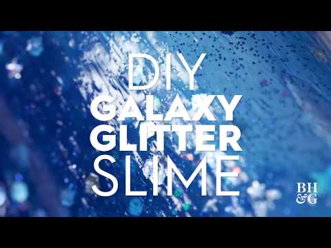 Galaxy Slime | Made By Me | Better Homes & Gardens