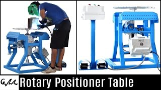 Rotary Positioner Table