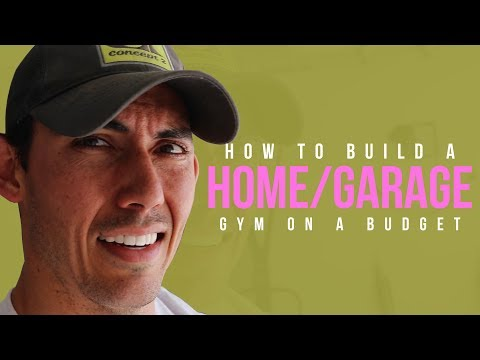How to Build a Home/Garage Gym on a Budget