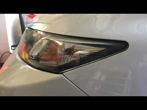 2012-2015 Honda Civic Turn Signal Bulb Change DIY