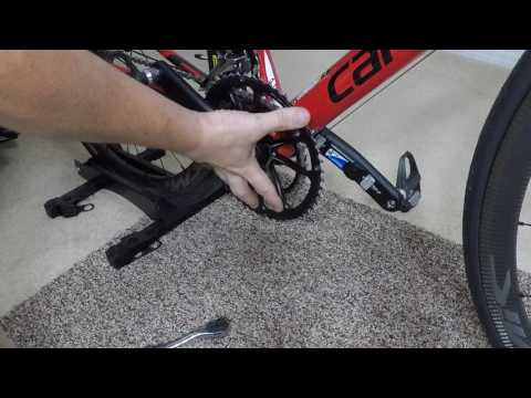 Remove Cannondale crank arm