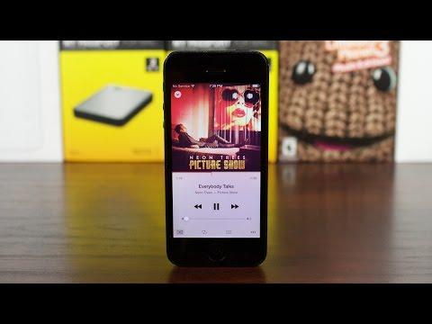 iOS 8.4 Beta 3: More Music App Improvements!