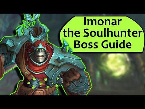 Imonar the Soulhunter Guide - Heroic/Normal Antorus Imonar Guide