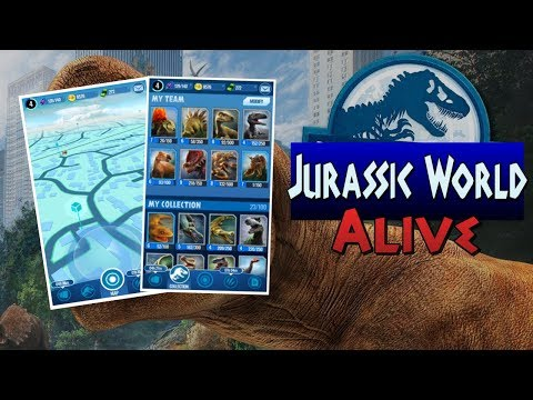 Jurassic World Alive - Worth Playing? [Review + Gameplay]