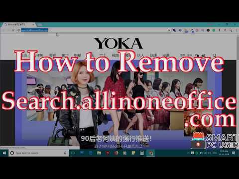 How to Remove Search.allinoneoffice.com from All Browsers (Chrome, Firefox, Edge, IE)