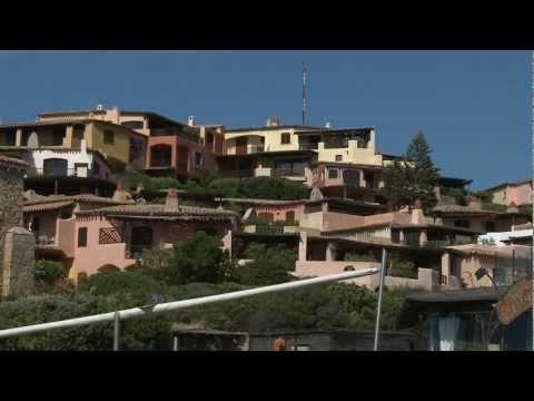 Sardinia tourist tour 2011