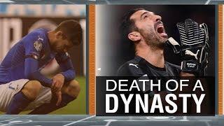 Death of a Dynasty: The Azzurri Apocalypse