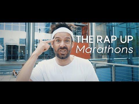 London Marathon (rap music video) - The Rap Up with Simon Feilder