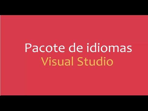 Aula #2-3 Como Traduzir o Visual Studio\ curso básico Visual Basic.NET