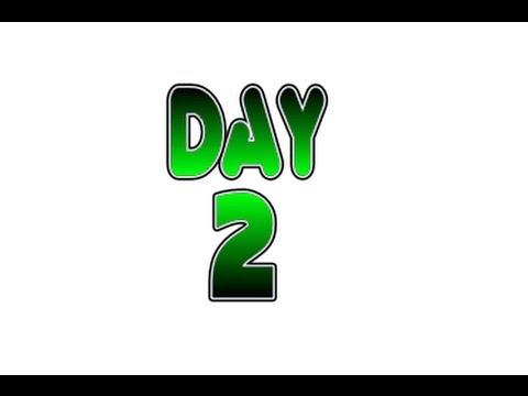 30 Dayz : Day 2 ; Transparency/Background Change