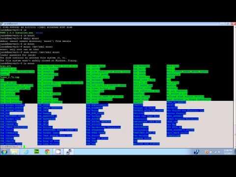 Basic Linux Ubuntu Server - mounting drives