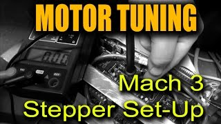 CNC Mach3 - Setup the A slave axis | Eje esclavo Mach3