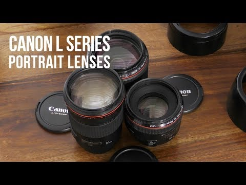 Canon L Series 50mm, 85mm or 135mm - Which one should you buy first?