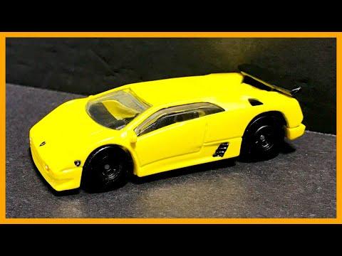 Lamborghini Diablo 6.0 Greatest Rides - Hot Wheels