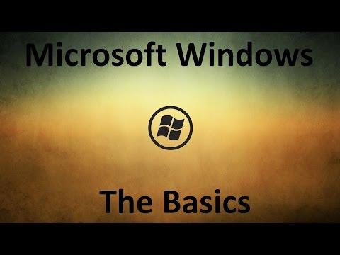 Windows Basics – How to hookup a computer